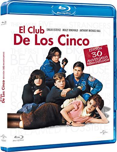 El Club De Los Cinco - Edición Remasterizada Blu-ray