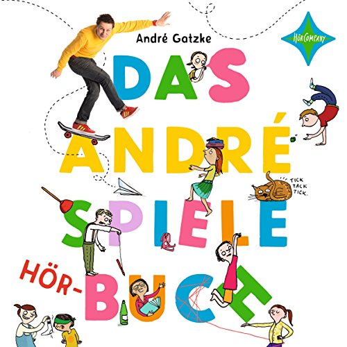 Das André-Spiele-Hörbuch cover art