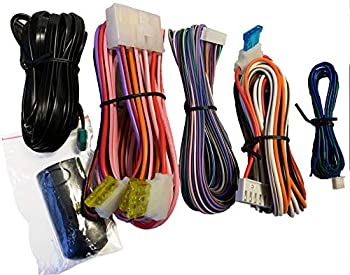 Viper 4X06 Wires Only  Out of 4706V 4806V 4606V and 4816V Systems