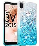 Dzxouui Schutzhülle für Alcatel 3V 2019, TPU-Schutzhülle