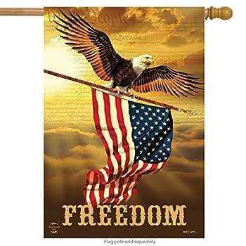 Best bald eagle flag Reviews