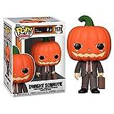 Funko 57393 POP TV: The Office- Dwight w/Pumpkinhead