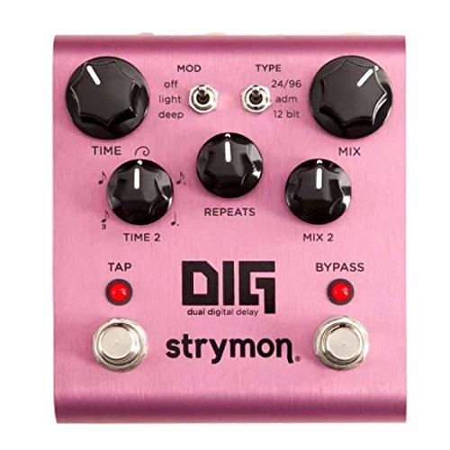 Strymon DIG Digital Delay Guitar Effects Pedal