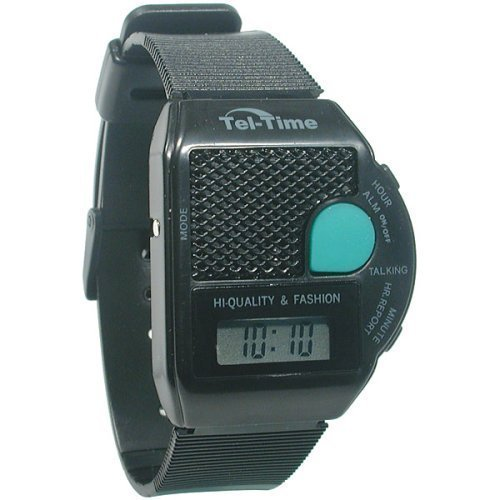 Square III Talking Wrist Watch by MAGNIFYING AIDS