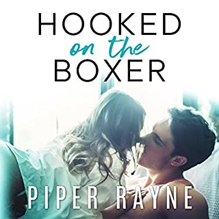 Hooked on the Boxer audiobook cover art