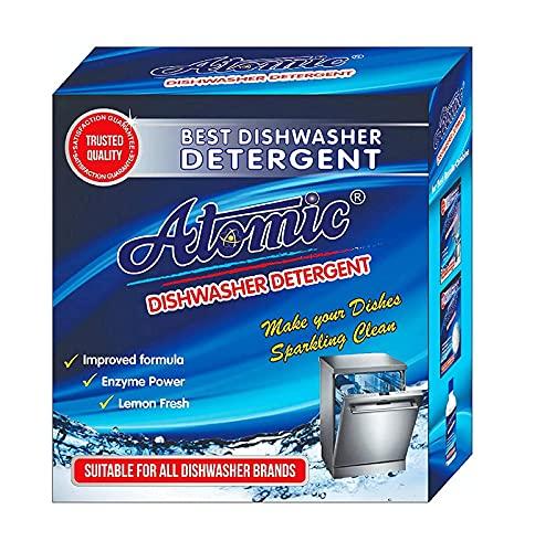 Atomic Dishwasher Detergent Powder Pack 900 GM