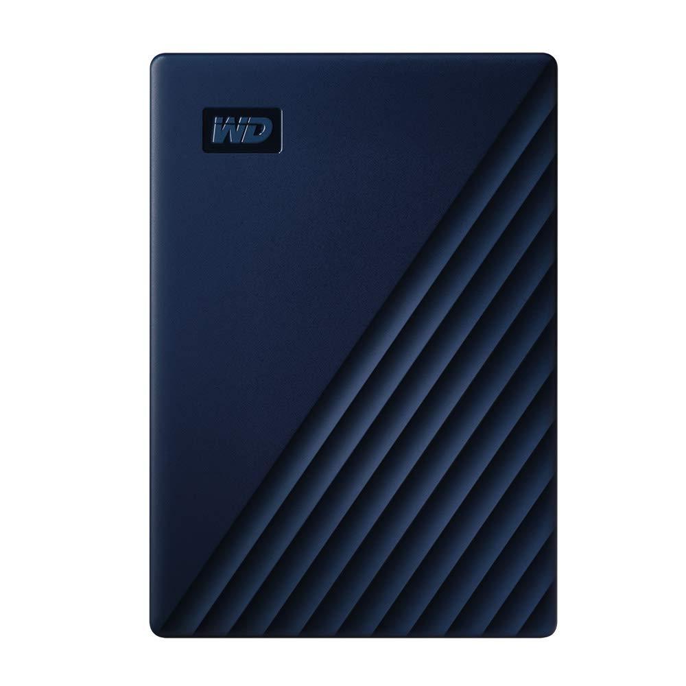 Passport Portable External Drive WDBA2F0040BBL WESN