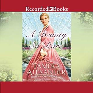 A Beauty So Rare audiobook cover art