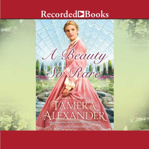 A Beauty So Rare audiobook cover art
