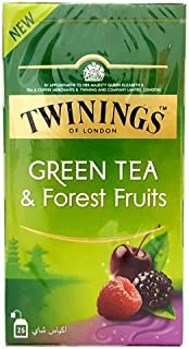 Twinings Green Forest Fruits 25 Teabags