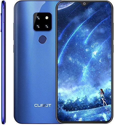 CUBOT P30 4G Android 9.0 Teléfono Movil Libre Pantalla 6,3' FHD Doble Lado...
