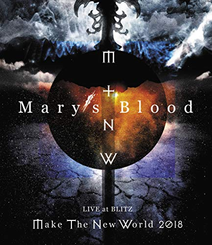 [画像:LIVE at BLITZ 〜Make The New World Tour 2018〜[Blu-ray]]