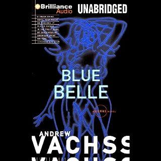 Blue Belle audiobook cover art
