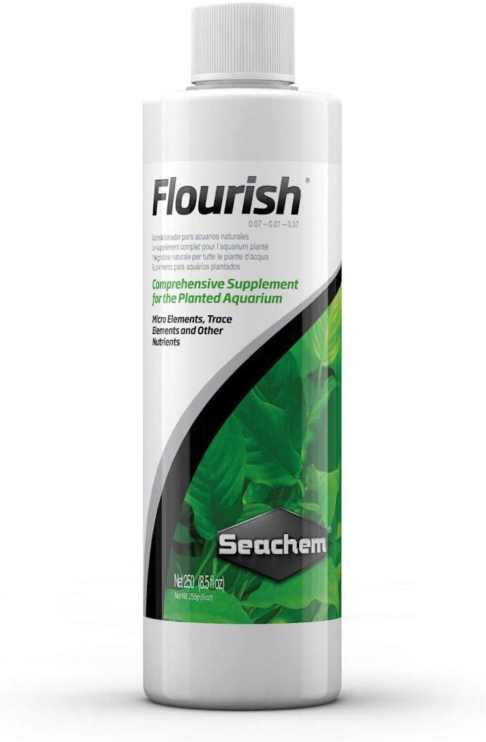 Some reservation Seachem Flourish Freshwater Max 66% OFF Supplement Plant