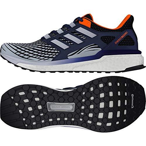 Adidas Energy Boost W, Zapatillas de Trail Running para Mujer, Azul (Indnob/Aeroaz/Naalre 000), 40 EU