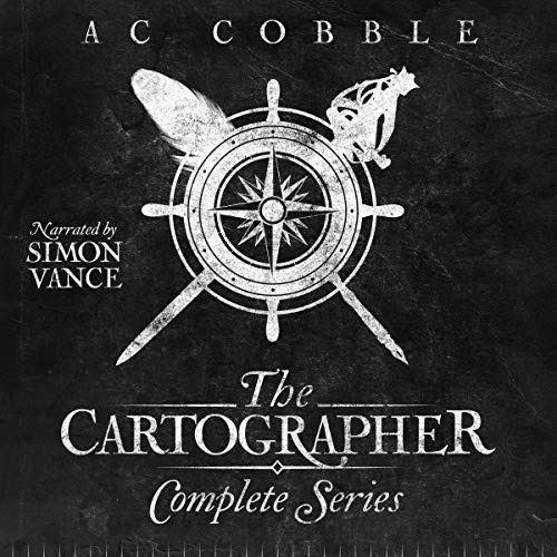 The Cartographer: Complete Series cover art