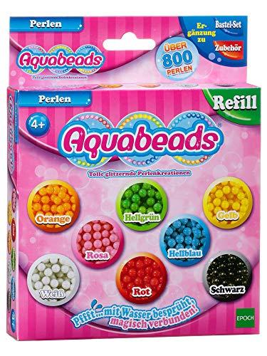 Aquabeads 79368 Perlen - Nachfüllset