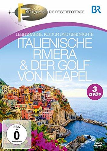 Preisvergleich Produktbild Italienische Riviera & der Golf von Neapel [3 DVDs]