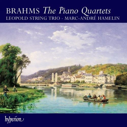 Brahms: Quartette für Klavier, Violine, Viola und Violoncello