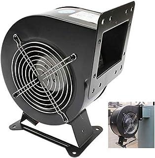ZHAS Ventilador eléctrico Grande Ventilador de Pared, Fuerte Ventilador eléctrico de Alta Potencia de pie - Sacudiendo la Cabeza Volumen de Aire Pesado mecánico para la Industria de la construcci