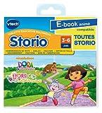 Vtech - 280905 - Storio - E-book animé - Dora