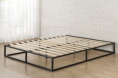 Zinus Joseph Modern Studio 10 Inch Platforma Low Profile Bed Frame / Mattress Foundation / Boxspring Optional / Wood slat support, Full