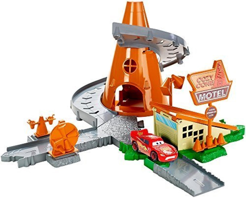 Disney Pixar Cars Cars Cars Radiator Springs Cozy Cone Motel Playset by Mattel 0c1387