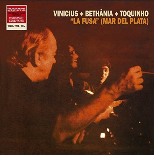 La Fusa (Mar Del Plata) (Con Maria Bethania Y Toqu [Vinyl LP]
