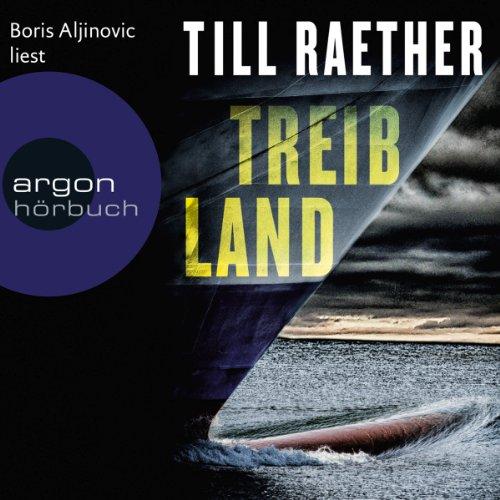 Treibland audiobook cover art