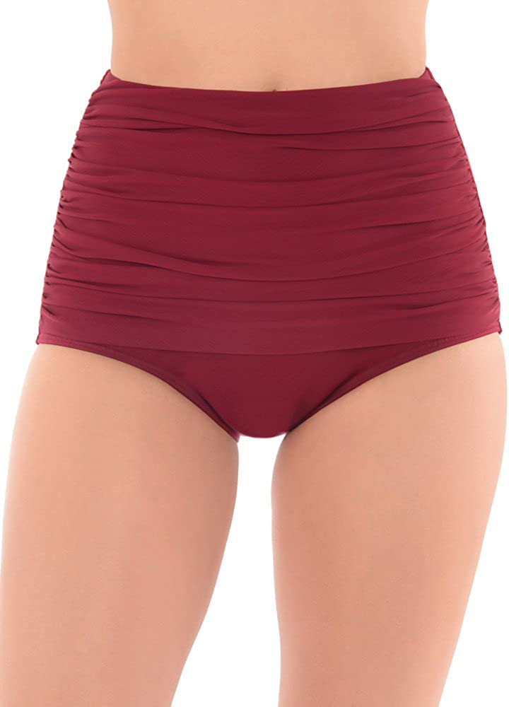 Miraclesuit Solid Norma Jean Bottom