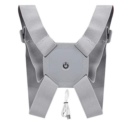 Rückenkorrekturgürtel für Kinder, Korrekturgurt für die Induktionshaltung mit USB-Kabelhalterung Vibrationserinnerung Rückenkorrektur für Kinder(#1)