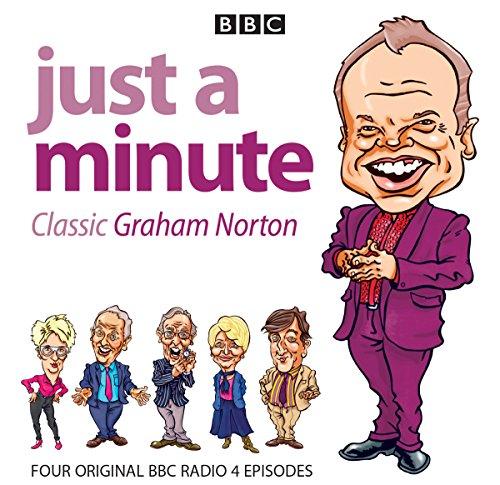Just a Minute: Graham Norton Classics audiobook cover art