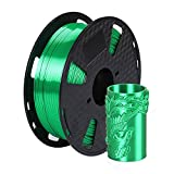 No polishing needed, prints finish with a shiny metallic surface. Feed smoothly,no clogging compatible with most of the FDM 3D Printer. A unique shiny green. Industrial & Scientific Additive Manufacturing Products 3D Printing Supplies 3D Printing Fil...