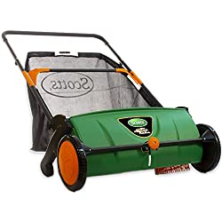 in budget affordable Scotts Outdoor Power Tool LSW70026S Rear Bag 3.6 26inch Lawn Sweeper with Bushel