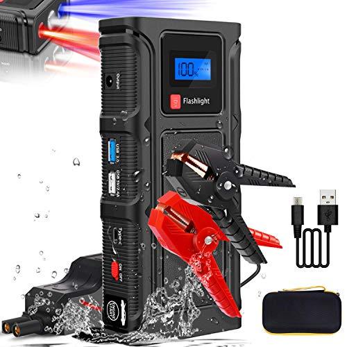 Teaisiy Booster Batterie, 1000 Amp Peak Booster...