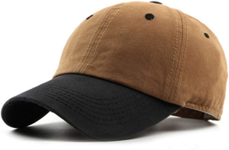 JJSSGGJJMMZZ Visor Unisex 100% Cotton Baseball Caps for Men and Women Size Adjustable Retro Personality Couple Cap Hat Brand Youth