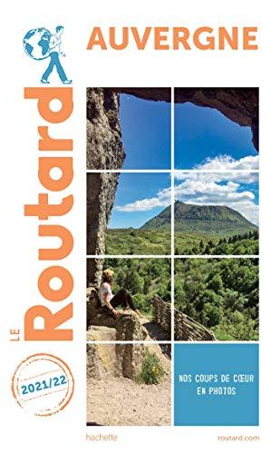 Guide du Routard Auvergne 2021 22