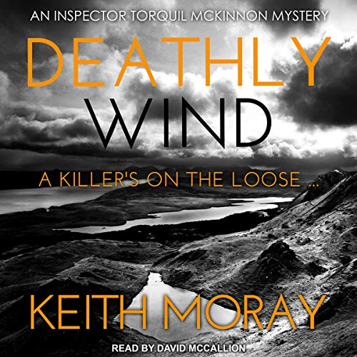 Deathly Wind audiobook cover art