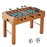 ZYF Multifunktionsspieltisch Tischkicker Multi Game Table, Combo Game Table mit Fußball, Billard,...