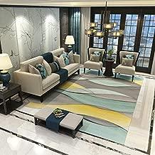 DTJGKLE carpet Living Room Carpet Non-slip Soft Memory Foam Bedroom Large Size Home Carpet 140x200CM 9