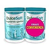 Dulcosoft Irregularidad e hinchazón - Es un dispositivo médico para aliviar el estreñimiento y reducir la hinchazón abdominal. Paquete de 400 g. Adecuado para adultos y niños a partir de 6 meses.
