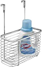 Interdesign 111340 Metal Axis Over The Cabinet X7 Basket, Chrome