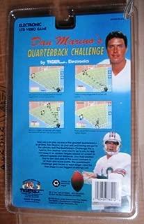 Dan Marino's Quarterback Challenge - 1992 Electronic LCD Handheld Video Game