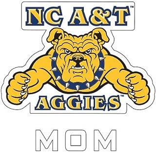 CollegeFanGear North Carolina A&T Mom Decal 'NC A&T Aggies'