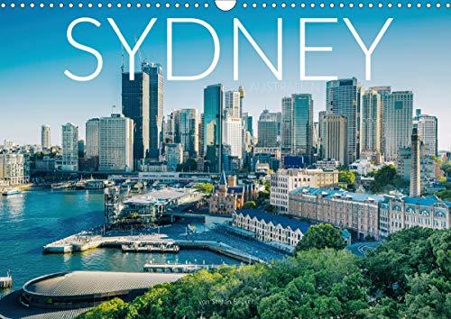 Sydney - Australien (Wandkalender 2021 DIN A3 quer)