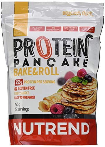 NUTREND Protein Pancake Natural, 750 g