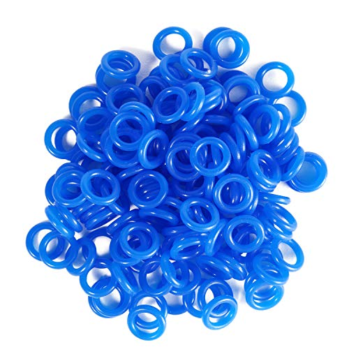 Braylin 150Pcs Mechanical Keyboard Silicone O-Ring Ultra-Quiet Switch...