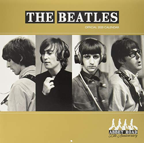 The Beatles 2020 Calendar - Official Square Wall Format Cale