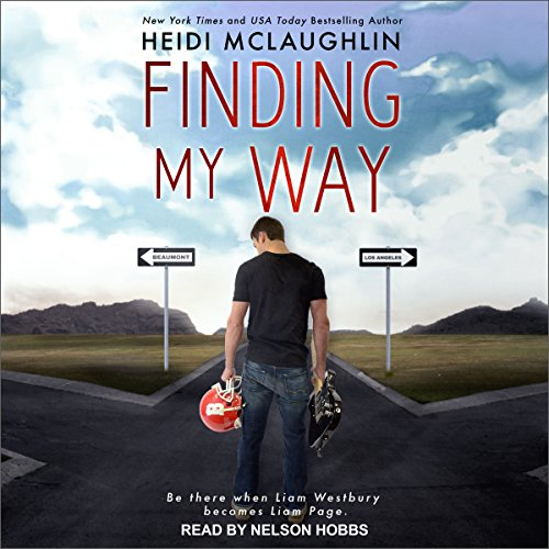 Finding My Way Titelbild