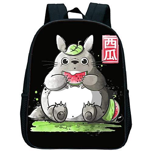 Kinder Tonari No Totoro Kindergarten Büchertasche Kind Grundschule Schultasche Vorschule Rucksack Niedlich Back to School Rucksack